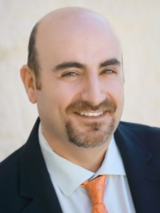 Photo of Dr. Louie Al-Faraje