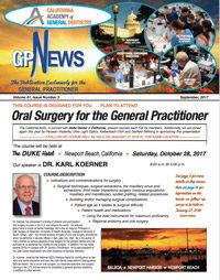 GP News - September 2017