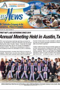 GP News August 2021